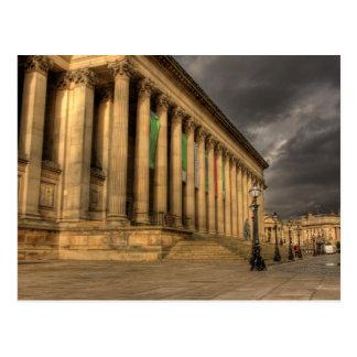 St Georges Hall, Liverpool Postcard