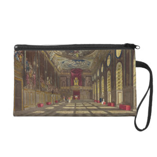 St. George's Hall, Windsor Castle, from 'Royal Res Wristlet Purses