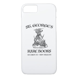 St. George's Rare Books iPhone 8/7 Case