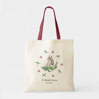 St. George's Society of Palm Beach tote