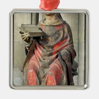 St. Germain  Bishop of Auxerre Christmas Ornament