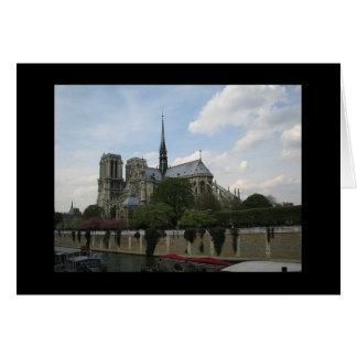 St. Germain des Pres Greeting Card