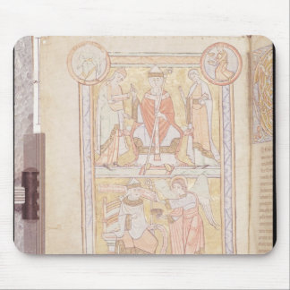 St. Gregory the Great 2 Mouse Mat