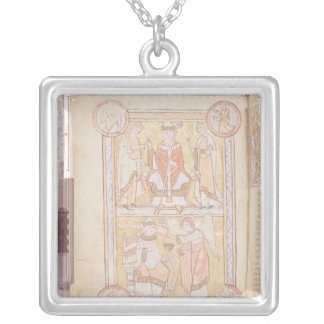 St. Gregory the Great 2 Silver Plated Necklace