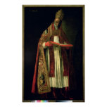 St. Gregory the Great Poster