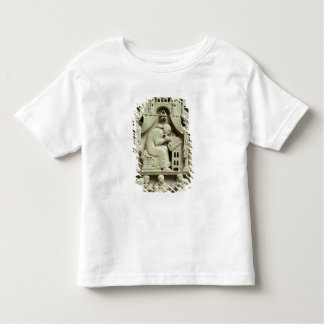 St. Gregory writing with scribes below Toddler T-Shirt