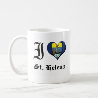 St. Helena Coffee Mug