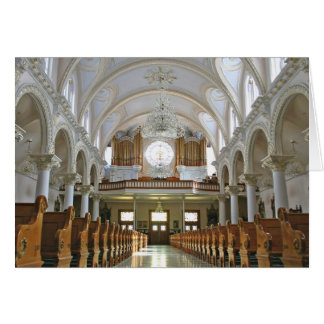 St Hyacinthe, Quebec Greeting Card