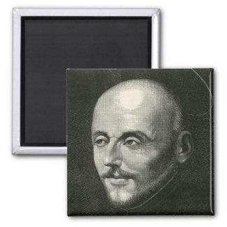St. Ignatius of Loyola Square Magnet