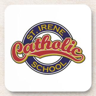 St Irene Catholic School Drink Coasters