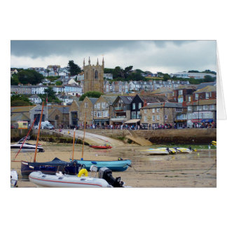 St Ives Cornwall England Card