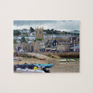 St Ives Cornwall England Jigsaw Puzzle