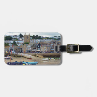 St Ives Cornwall England Luggage Tag