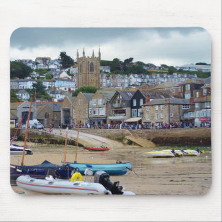St Ives Cornwall England Mouse Mat