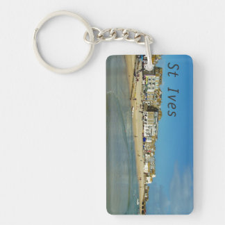 St Ives Cornwall England Photo Key Ring