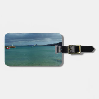St Ives Cornwall England Photo Luggage Tag