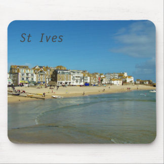 St Ives Cornwall England Photo Mouse Mat