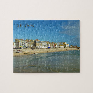 St Ives Cornwall England Photo Puzzle