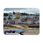 St Ives Cornwall England Rectangular Magnet