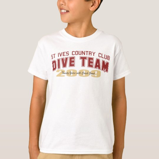 St Ives Dive Team Youth T-Shirt