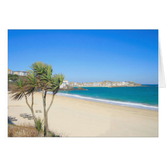 St.Ives in Cornwall Card