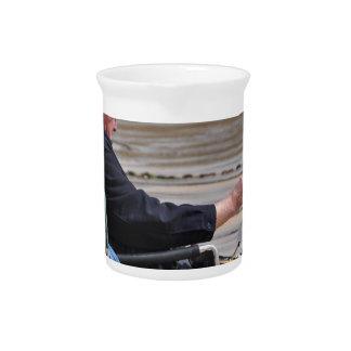 st ives painter pitcher