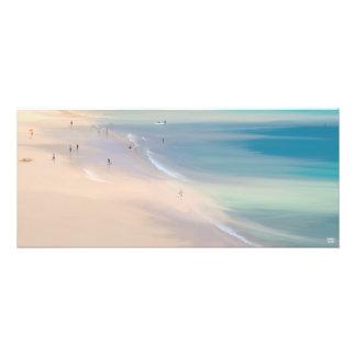 St Ives Porthminster Beach Illustration Photo Print