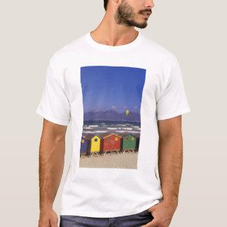 St. James Bay Bathing Boxes, near Capetown, 2 T-Shirt