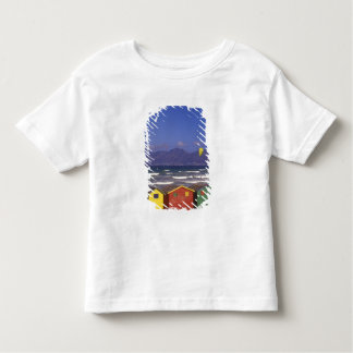 St. James Bay Bathing Boxes, near Capetown, 2 Toddler T-Shirt