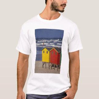 St. James Bay Bathing Boxes, near Capetown, 3 T-Shirt