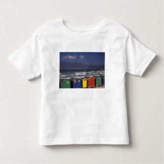 St. James Bay Bathing Boxes, near Capetown, Toddler T-Shirt