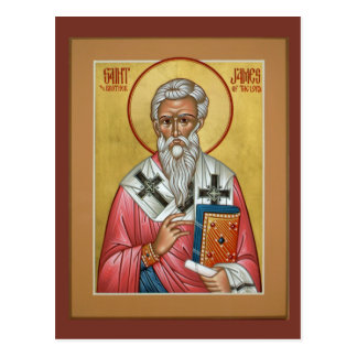 St. James, Brother of the Lord Prayer Card