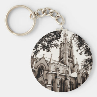 St James Cathedral Church Key Chain