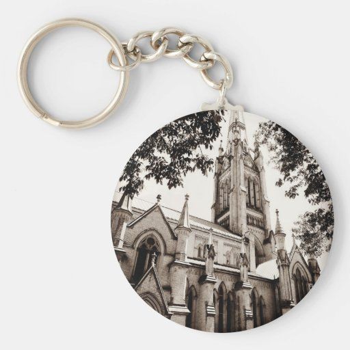 St. James' Cathedral Church Key Chain