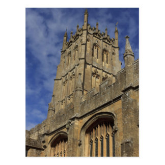 St. James Church Tower, Chipping Camden Postcard