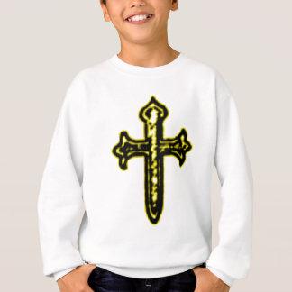 St James Cross in Gold Tint T-shirt