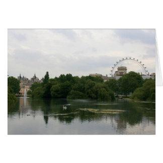 St James Lake View Card