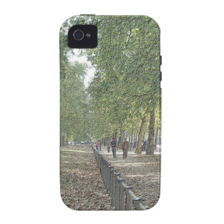 St Jame's Park Vibe iPhone 4 Cover