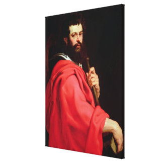 St. James the Apostle, c.1612-13 (oil on panel) Gallery Wrapped Canvas