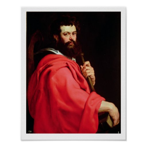 St. James the Apostle, c.1612-13 (oil on panel) Posters