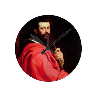 St. James the Apostle, c.1612-13 (oil on panel) Wallclocks