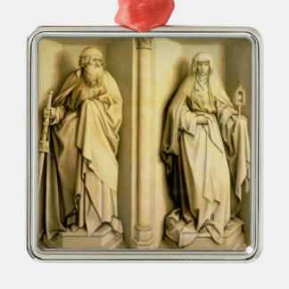 St. James the Great and St. Clare Christmas Ornament