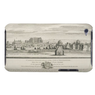 St. James's Palace and part of the City of Westmin iPod Touch Case