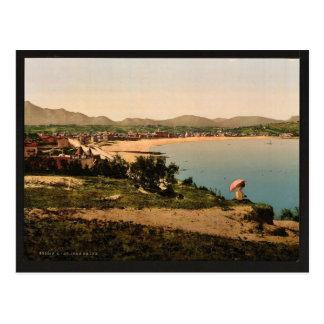St. Jean de Luz, from Ste. Barbe, Pyrenees, France Postcard