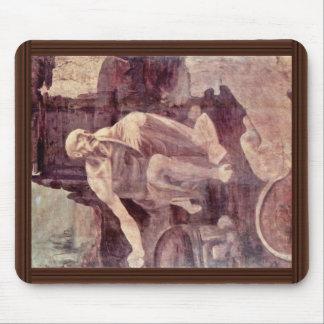 St. Jerome By Leonardo Da Vinci Mouse Pad