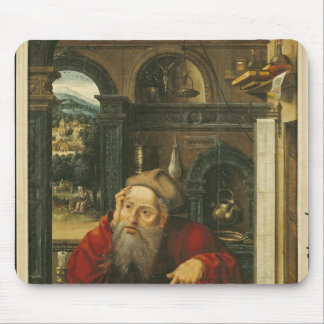 St. Jerome in his Study Mouse Mat