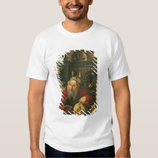 St. Jerome in his Study Shirt