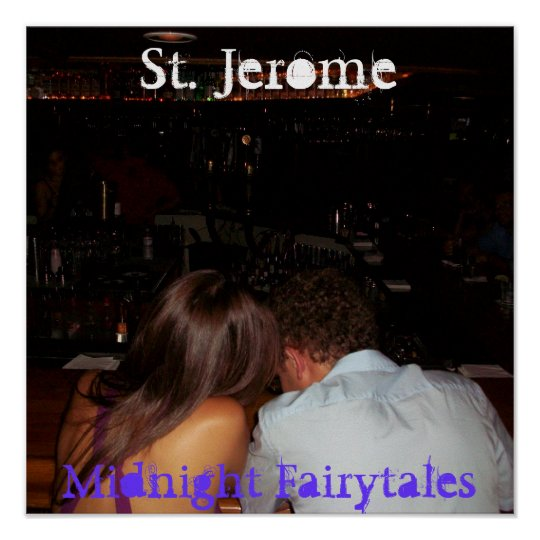 St. Jerome - Midnight Fairytares Poster