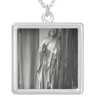 St. John at Calvary 2 Silver Plated Necklace