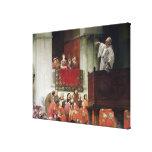 St. John Chrystostomos Canvas Print
